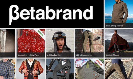 126: Betabrand: The Crowdfunded Clothing Designed By The Online Community