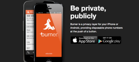 137: Need A Burner Phone? There's An App For That