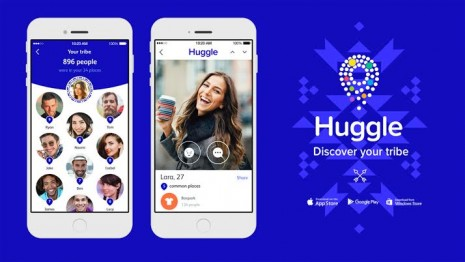 164: Meet Huggle, The Platonic Social-Networking App That Puts Places Before Faces