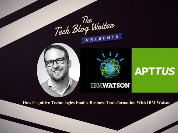 250: Apttus Accelerate – How Cognitive Technologies Enable Business Transformation With IBM Watson