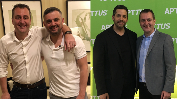Gary Vaynerchuk, David Blaine - Tech Blog Writer Podcast