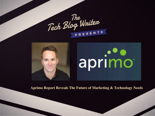 275: Aprimo Report Reveals The Future of Marketing and Tech Requirements