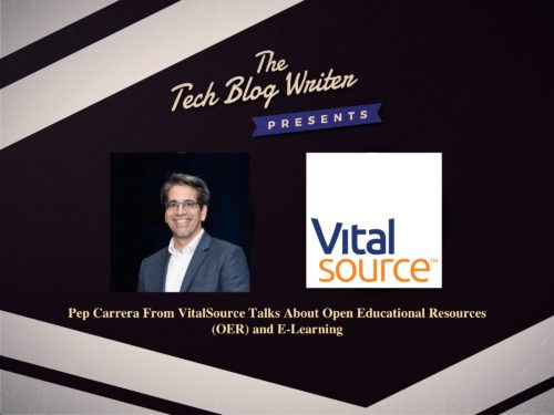 292: Pep Carrera From VitalSource Talks About Open Educational Resources (OER) and E-Learning
