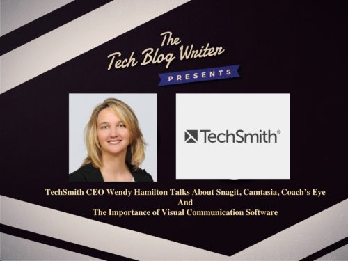 294: TechSmith CEO Talks About Snagit, Camtasia, Coach's Eye & the Importance of Visual Communication Software
