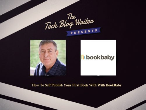 323: How To Self Publish Your First Book With With BookBaby