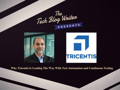 326:  How Tricentis Is Leading The Way With Test Automation and Continuous Testing