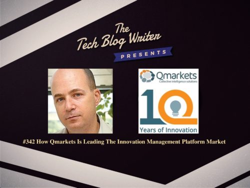 342: How Qmarkets Is Leading The Innovation Management Software Market