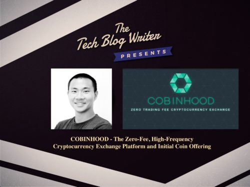 343: COBINHOOD – The Zero-Fee, High-Frequency Cryptocurrency Exchange Platform and Initial Coin Offering