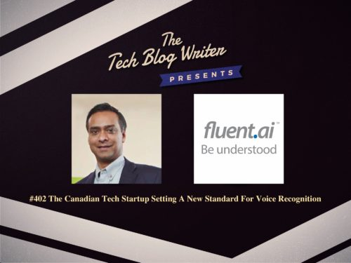 402: The Canadian Tech Startup Setting A New Standard For Voice Recognition