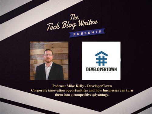 396: DeveloperTown – Innovate App Development, Design and Innovation