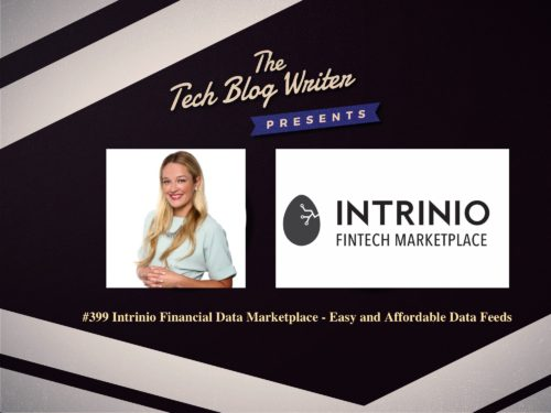 399: Intrinio Financial Data Marketplace – Easy and Affordable Data Feeds