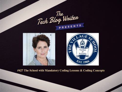 427: The School with Mandatory Coding Lessons & Coding Concepts