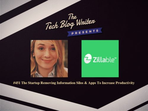 451: The Startup Removing Information Silos & Apps To Increase Productivity