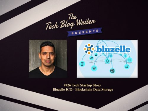 426: Tech Startup Story – Bluzelle ICO – Blockchain Data Storage
