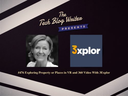 476: Exploring Property or Places in VR and 360 Video With 3xplor