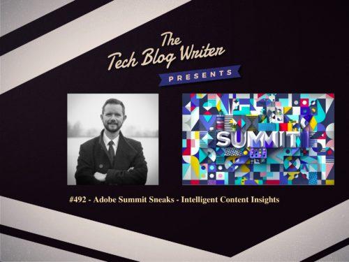 492: Adobe Summit Sneaks – Intelligent Content Insights