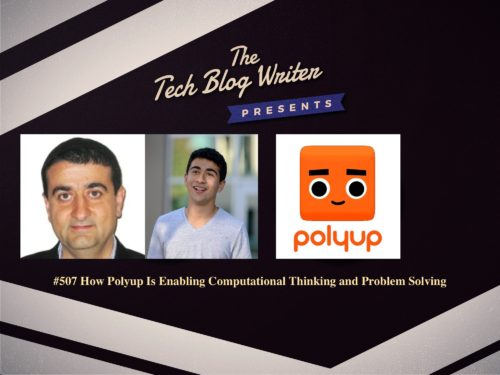 507: How Polyup Is Enabling Computational Thinking and Problem Solving