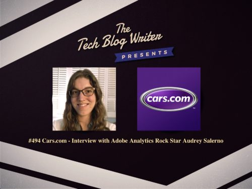 494: Cars.com – Interview with Adobe Analytics Rock Star Audrey Salerno