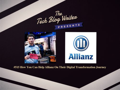 515: How You Can Help Allianz on Their Digital Transformation Journey