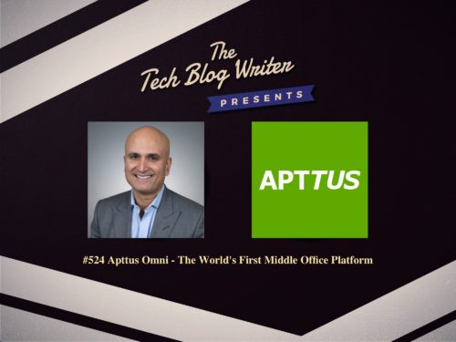 524: Apttus Omni – The World's First Middle Office Platform