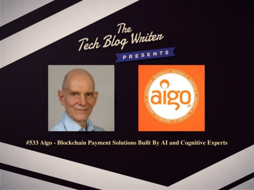 533: Aigo – Blockchain Payment Solutions Built By AI and Cognitive Experts