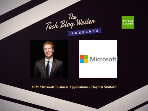 525: Microsoft Business Applications – Hayden Stafford