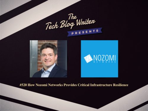520: How Nozomi Networks Provides Critical Infrastructure Resilience
