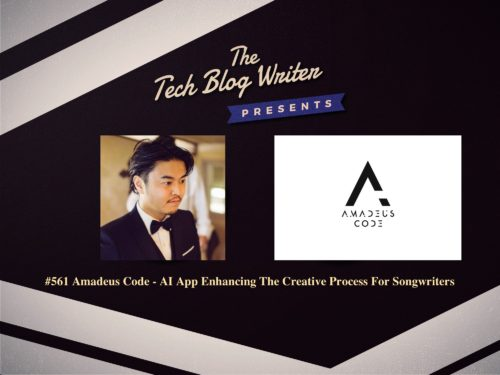 561: Amadeus Code – The AI App Enhancing The Creative Process For Songwriters