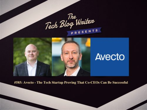585: Avecto – The Tech Startup Proving That Co-CEOs Can Be Successful