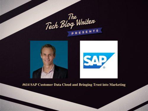 614: SAP Customer Data Cloud and Bringing Trust into Marketing