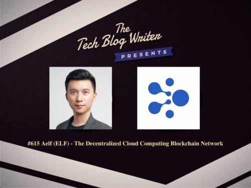 615: Aelf (ELF) – The Decentralized Cloud Computing Blockchain Network