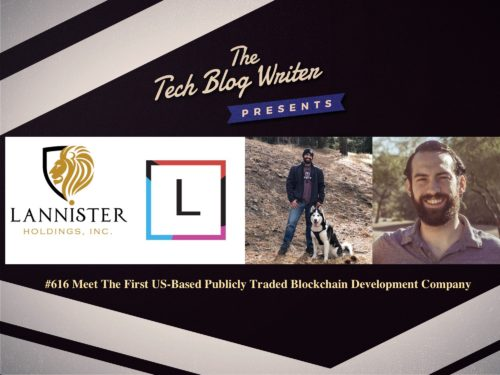 616: Meet The First US-Based Publicly Traded Blockchain Development Company