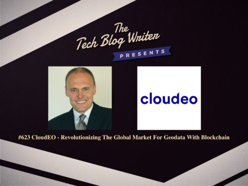 623: Cloudeo- Revolutionizing The Global Market For Geodata With Blockchain