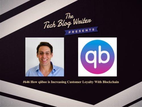 646: How qiibee Increases Customer Loyalty With Blockchain