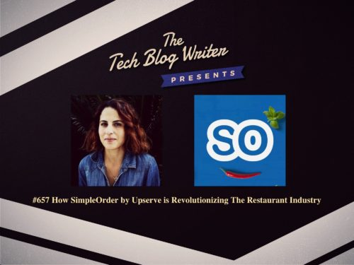 657: How SimpleOrder by Upserve is Revolutionizing The Restaurant Industry