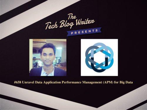 658: Unravel Data Application Performance Management (APM) for Big Data