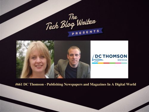 661: DC Thomson – Publishing Newspapers and Magazines In A Digital World