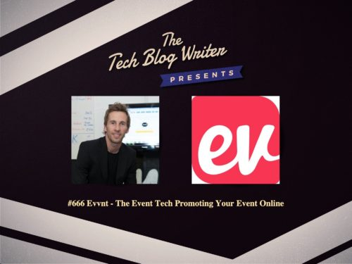 666: Evvnt – The Event Tech Promoting Your Event Online