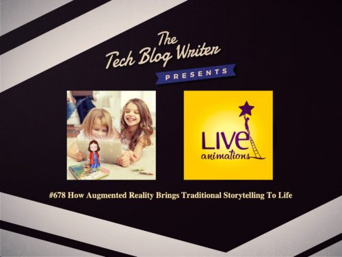 678: How Augmented Reality is Bringing Traditional Storytelling To Life