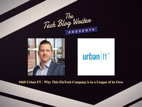 668: Urban FT – Why This FinTech Company is in a League of its Own