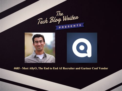 685: Meet AllyO, The End to End AI Recruiter