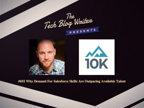 692: Why Demand For Salesforce Skills Are Outpacing Available Talent