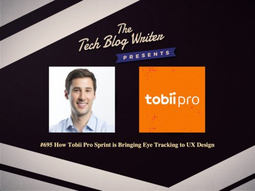 695: How Tobii Pro Sprint is Bringing Eye Tracking to UX Design