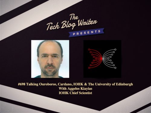 698: Talking Ouroboros and Cardano With Aggelos Kiayias, IOHK Chief Scientist