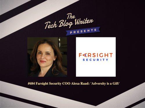 684: Farsight Security COO Alexa Raad: 'Adversity is a Gift'