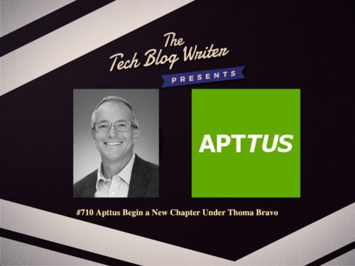 710: Apttus Begin a New Chapter Under Thoma Bravo