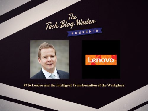 716: Lenovo and the Intelligent Transformation of the Workplace