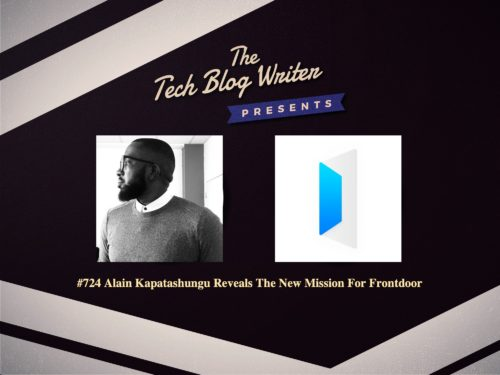 724: Alain Kapatashungu Reveals The New Mission For Frontdoor