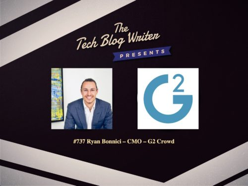 737: Ryan Bonnici – CMO – G2 Crowd