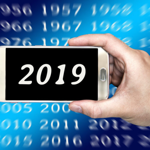 733: A New Year Message From The Tech Blog Writer